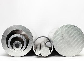 Metal pipelines profile on white background.jpg