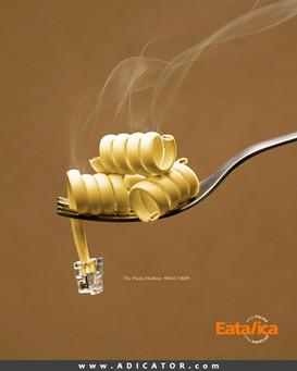The Pasta Hotline!