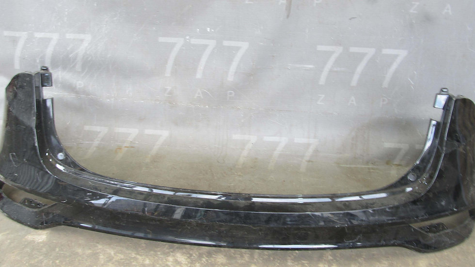 Hyundai Santa Fe 3 (DM) Бампер задний Б/у Оригинал