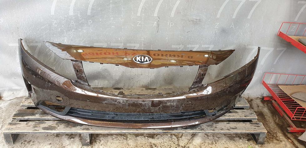 Kia Cerato 3 (YD) 17- Бампер передний Б/У Оригинал