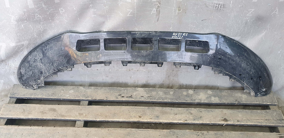 Audi Q5 (8R) Юбка переднего бампера Б/У Оригинал
