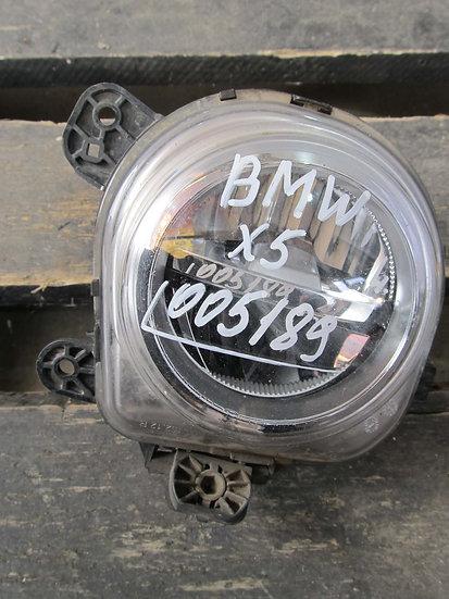 BMW X5 (F15) Птф передняя правая LED  Б/у Оригинал