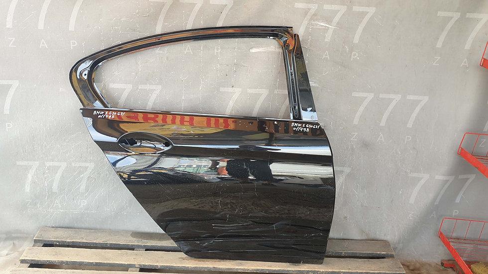 BMW 5 (G30/31) Дверь задняя правая Б/У Оригинал