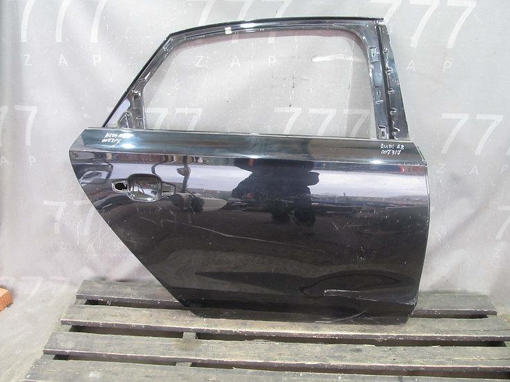 Audi A8 (D4) Long Дверь задняя правая Б/у Оригинал