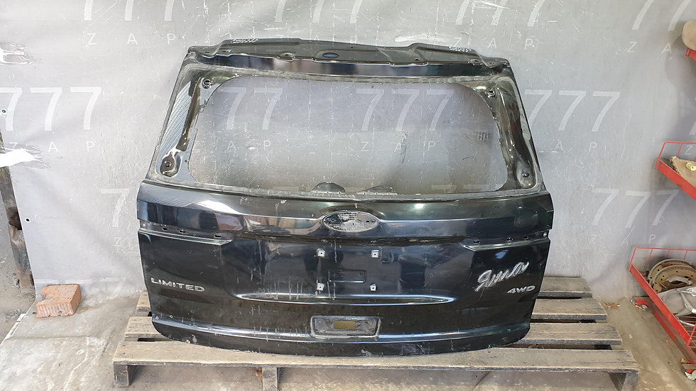 Крышка багажника Ford Explorer 5 (11-15)  Б/У Оригинал