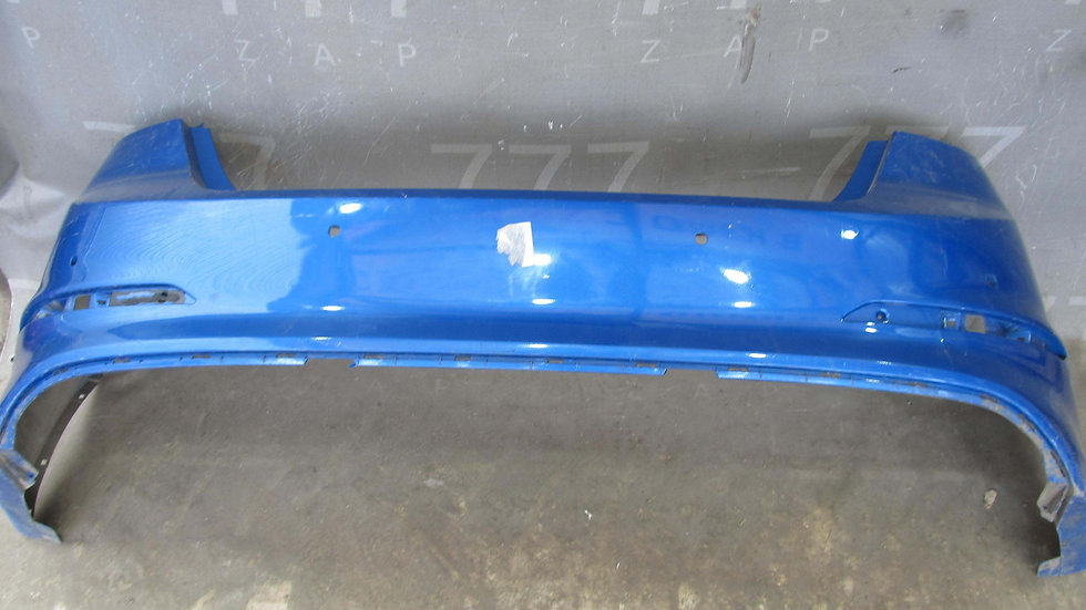 Hyundai Elantra 6 (AD) 15-19 Бампер задний Б/у Оригинал