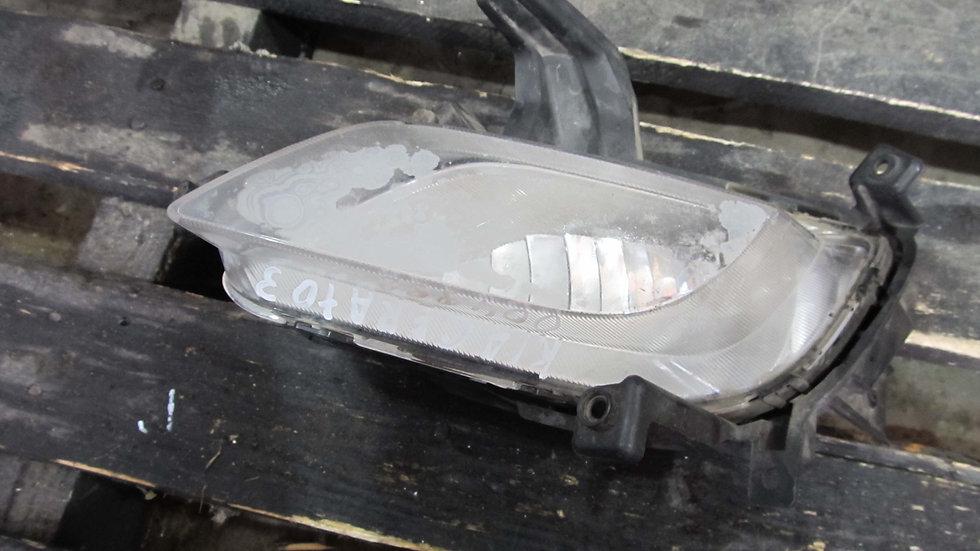 Kia Cerato 3 (YD) ПТФ передняя правая  Б/у Оригинал