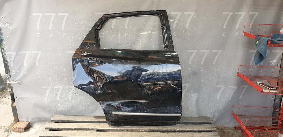 Cadillac XT5 (16-) Дверь задняя правая Б/У Оригинал