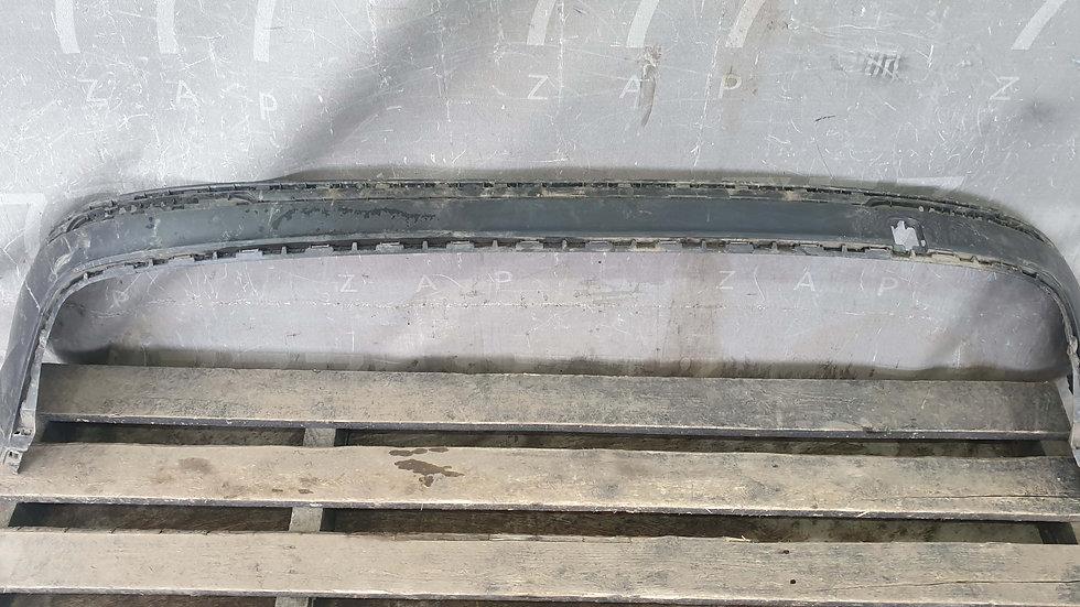 Юбка заднего бампера Volkswagen Tiguan 2 (16-) Б/у Оригинал