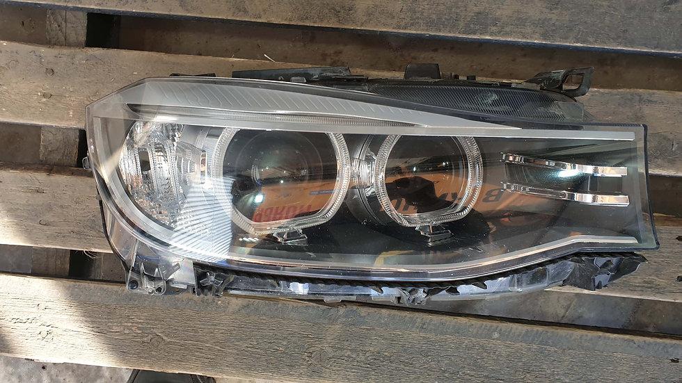 BMW 3-Series GT (F34) Правая фара Bi-Xenon Б/У Оригинал