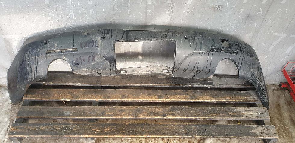 Chevrolet Traverse 2 17- Бампер задний Б/У Оригинал