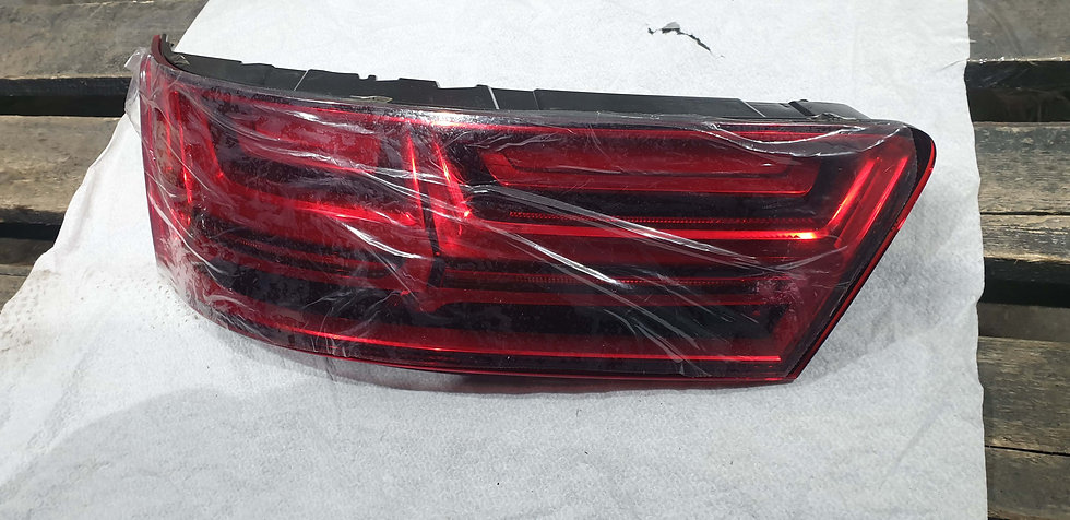 Audi Q7 2 4M 15-  Фонарь задний левый внешний LED Новое Оригинал
