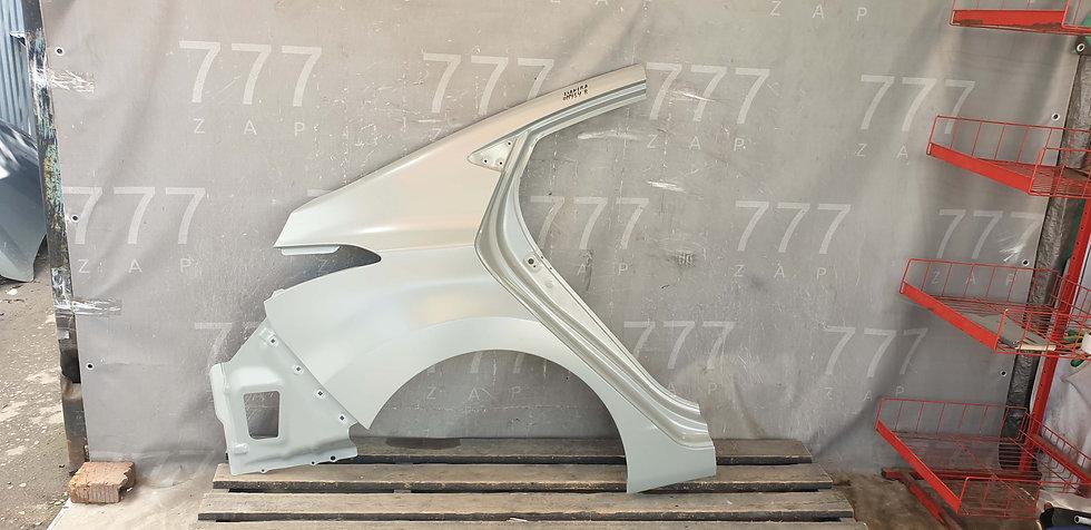 Hyundai Elantra 5 (MD) Крыло заднее правое Новое Оригинал