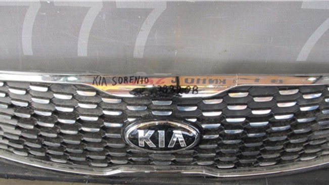 Kia Sorento 3 Prime (UM) Решетка радиатора Б/у Оригинал