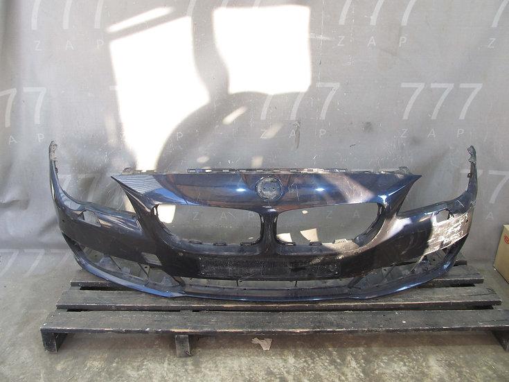 BMW 5-Series (F10) Бампер передний Б/у Оригинал