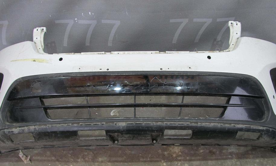 KIA Sorento 3 Prime (UM) Бампер передний Б/у Оригинал
