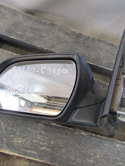 Hyundai Creta (GS) 16- Зеркало левое  Б/у Оригинал