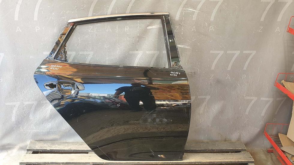 Kia Optima 4 (JF) 16- Дверь задняя правая Б/У Оригинал