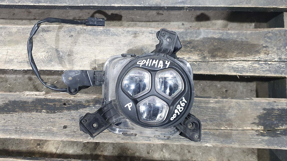 Kia Optima 4 Птф Передняя правая LED Б/у Оригинал