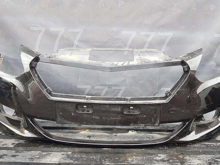 Datsun on-DO (14-) Бампер передний Б/у Оригинал