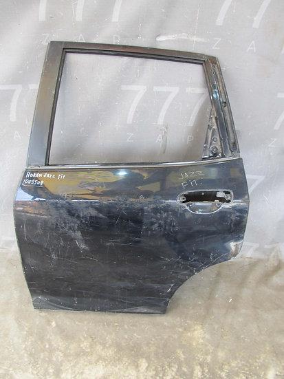 Honda Jazz (GD1) 02-08 Дверь задняя левая  Б/у Оригинал