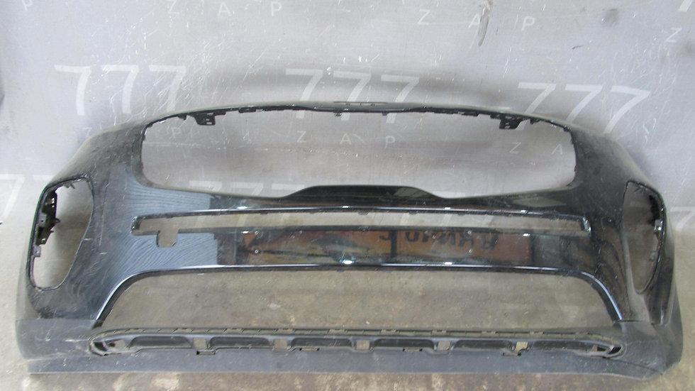 Kia Sportage 4 (QL) Бампер передний Б/у Оригинал