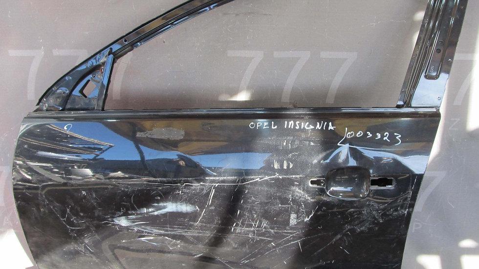 Opel  Insignia (0G-A) Дверь передняя левая  Б/у Оригинал