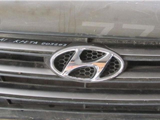 Hyundai Creta Решетка радиатора целая Оригинал