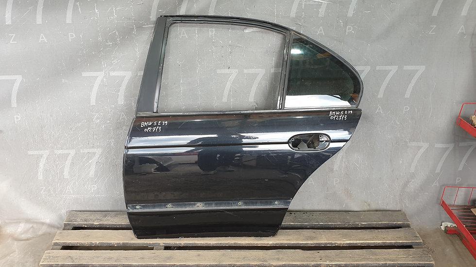 BMW 5 (E39) Дверь задняя левая Б/У Оригинал