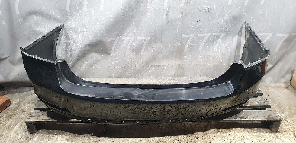 BMW 3-Series (F30) 11-16 Бампер задний Б/у Оригинал