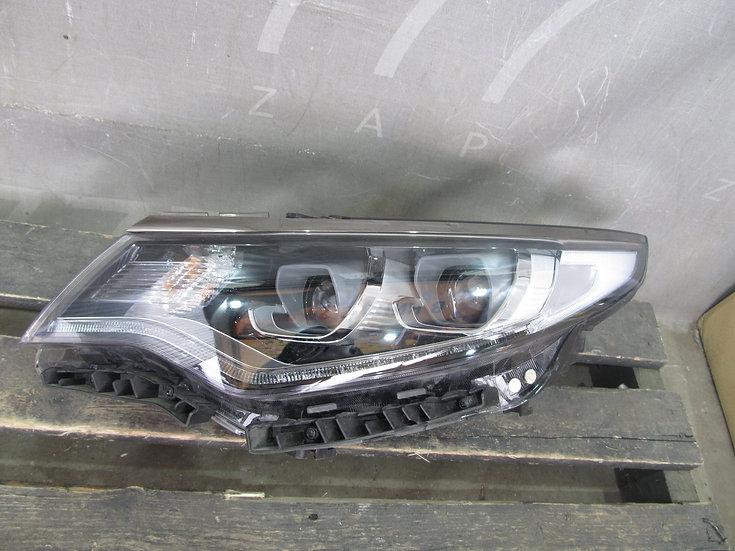 Kia Optima 4 (JF) 16- Фара левая Full LED Б/у Оригинал