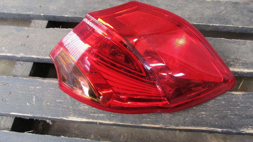 Kia Ceed 2 (JD) Фонарь задний правый внешний Б/у Оригинал