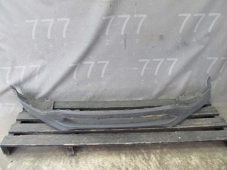 Honda CR-V 4 (RE, RM) 12-15 Накладка переднего бампера Б/у Оригинал