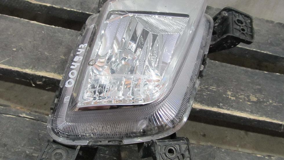 Hyundai Creta (GS) 16- ПТФ передняя правая  Б/у Оригинал