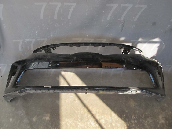 Kia Optima 4 GT (JF) 16-18 Бампер передний Б/у Оригинал