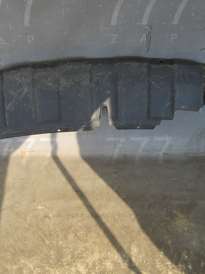 Honda CR-V 3 (07-12г) Юбка заднего бампера Б/у Оригинал