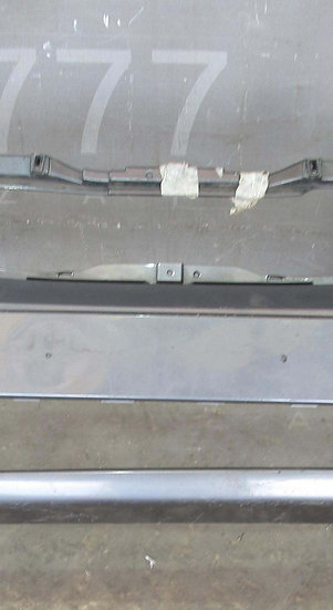 Kia Rio 3 (QB) 15-17 Бампер передний  Б/у Оригинал