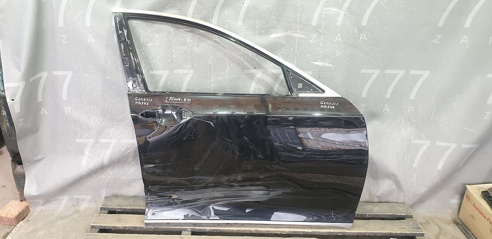 Hyundai Genesis 2 (DH) 14-17 Дверь передняя правая Б/у Оригинал