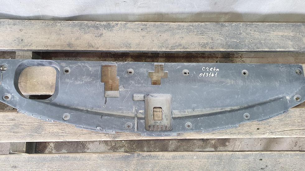 Hyundai Santa Fe 3 (DM) Кожух замка капота Б/У Оригинал