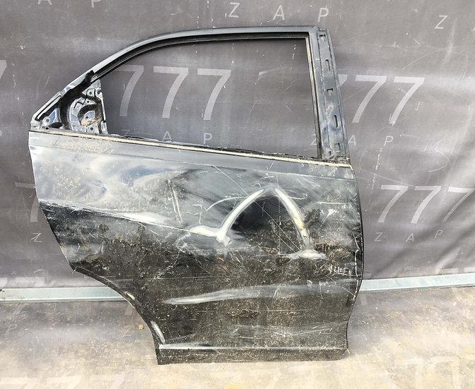 Honda Civic 9 (12-16) Дверь задняя правая Б/у Оригинал
