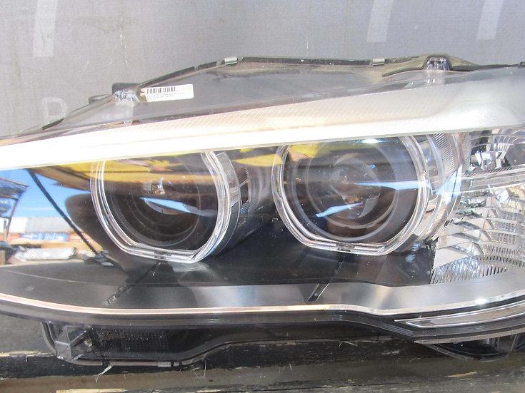 BMW X3 (F25) Фара левая Б/у Оригинал