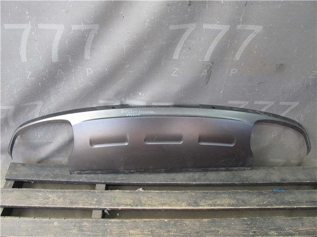 Bentley Bentayga (15-) Юбка заднего бампера Б/у Оригинал
