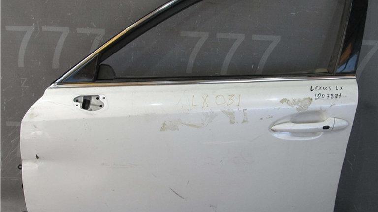 Lexus Is 2 (GSE20) Дверь передняя левая  Б/у Оригинал