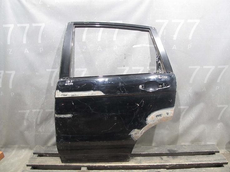 Honda CR-V 3 (RE) 07-12 Дверь задняя левая Б/у Оригинал
