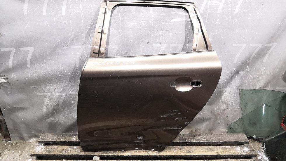 Дверь задняя левая Volvo XC60 1 (08-17)  Б/У Оригинал