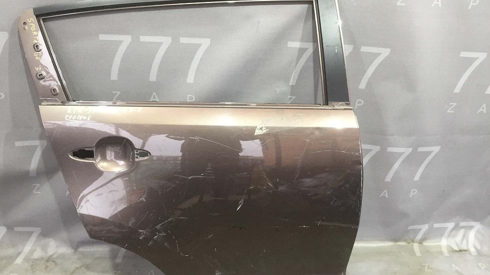 Kia Sportage 3 (SL) Дверь задняя правая  Б/у Оригинал