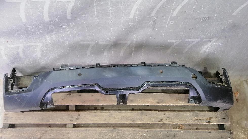 Юбка заднего бампера Hyundai Creta (GS) 16-  Б/У Оригинал