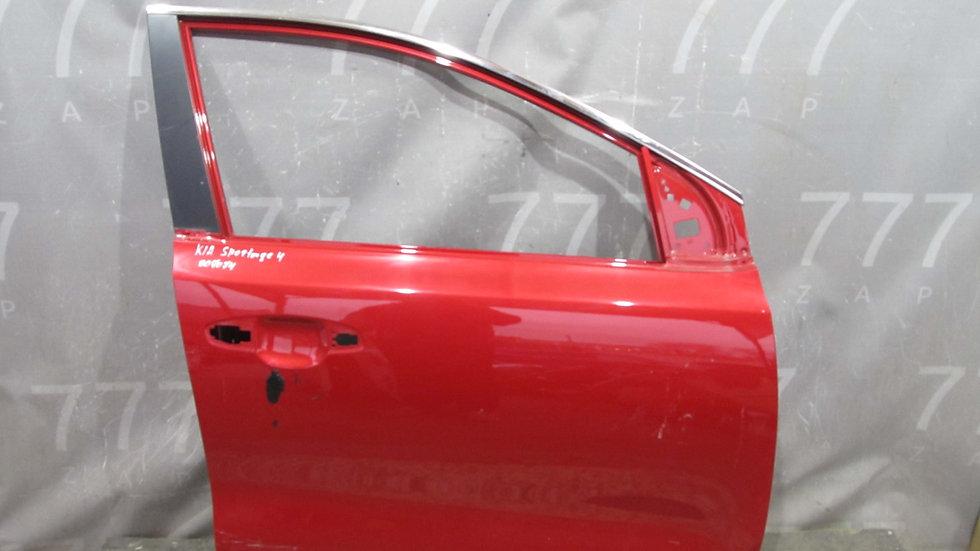 Kia Sportage 4 (QL) Дверь передняя правая Б/у Оригинал
