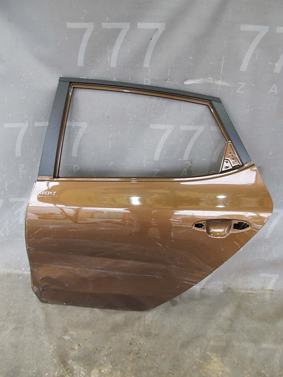 Kia Ceed 2 (JD) Дверь задняя левая Б/у Оригинал