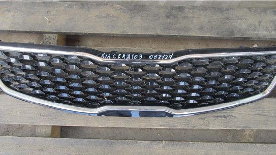 Kia Cerato 3 (YD) Решетка радиатора  Б/у Оригинал